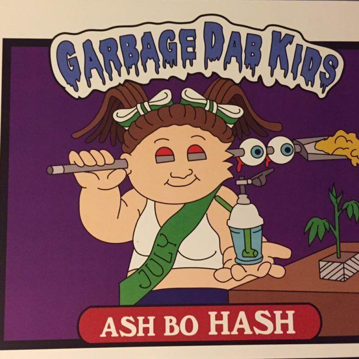 Garbage Dab Kids Series I and II
